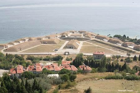 Canakkale Savaşı - Namazgah Tabyası-3