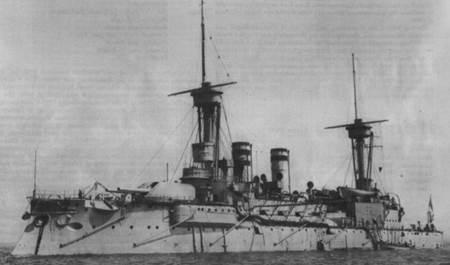 Canakkale Savaşı - Turgut Reis Zırhlısı