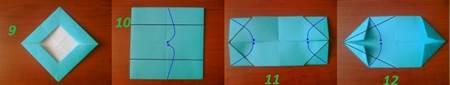 Kağıttan Gemi Yapma-3