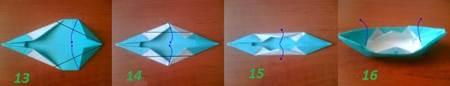 Kağıttan Gemi Yapma-4