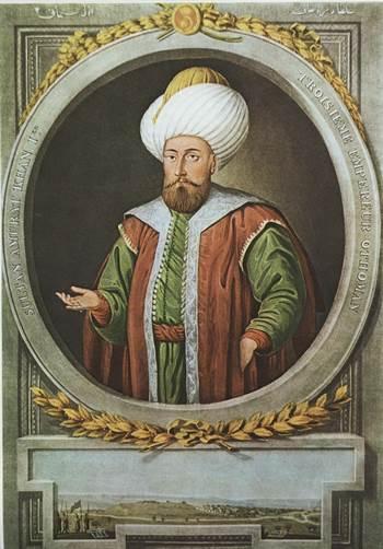 Osmanlı Padişahı I. Murad