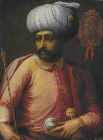 Osmanlı Padişahı I. Selim (Yavuz Sultan Selim)