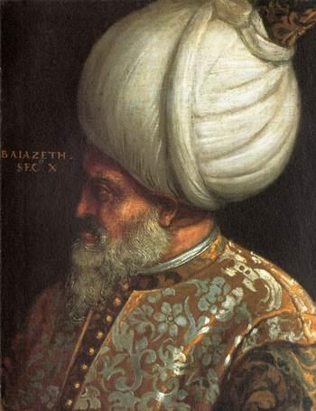 Osmanlı Padişahı II. Bayezid