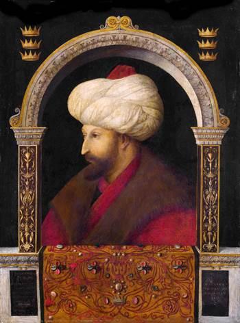 Osmanlı Padişahı - II. Mehmed (Fatih Sultan Mehmed)
