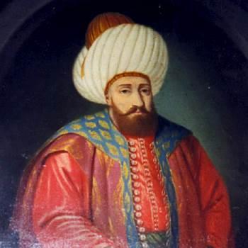 Osmanlı Padişahı Yıldırım Bayezid