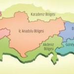 Coğrafi Bölgeler Hangi Şartlara Göre Oluşturulur? Türkiye'deki Coğrafi Bölgelerin Özellikleri
