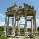 Akdeniz Bölgesindeki Antik Kentler