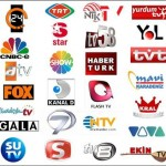 Kanalların ve Radyoların 2014 Türksat 4A Uydu Frekansları