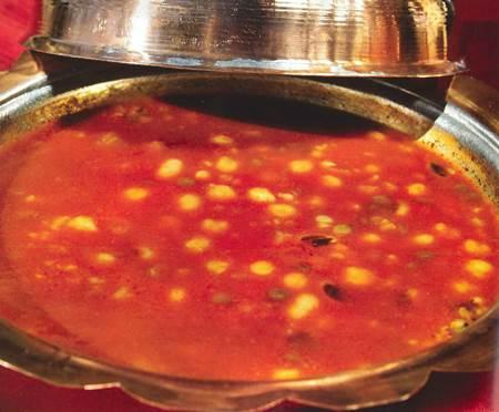 Antalya Göce Çorbası