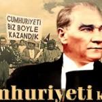Cumhuriyet Bayramı İle İlgili Kompozisyon