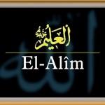 Allah'ın Alim İsminin Anlamı