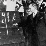 Türk Harf Devrimi (Harf İnkilabı) Nedir? Atatürk'ün Türk Harf Devrimi ile İlgili Sözleri