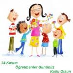 24 Kasım Öğretmenler Günü İle İlgili Kompozisyon