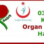 Organ Bağışı ve Nakli Haftası İle İlgili Kompozisyon