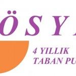 Türk Dili ve Edebiyatı Bölümü Taban Puanları