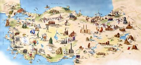 Türkiye kervansarayları