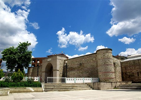 Sinop Durakhan Kervansarayı