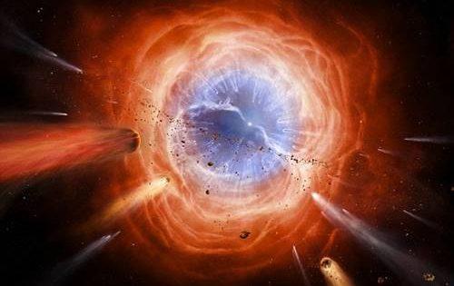 Büyük Patlama (Bing Bang) Hakkında Bilinenler Yanlış Olabilir