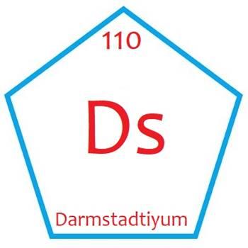 Darmstadtiyum Elementinin Özellikleri ve Periyodik Tablodaki Yeri