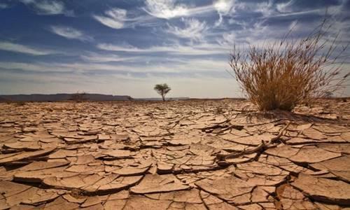 küresel iklim değişikliği sonucu kuraklık oluyor